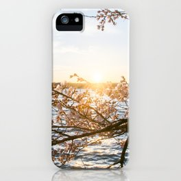 Sun Over the Horizon iPhone Case