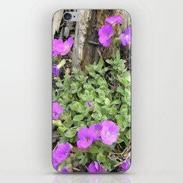 Roses Are Red, Violets Are... iPhone Skin