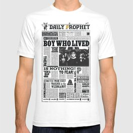 The Boy Who Lived (Daily Prophet) T-shirt