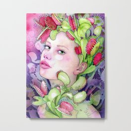 Under the Gaze of Venus Metal Print