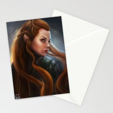 Tauriel Stationery Cards