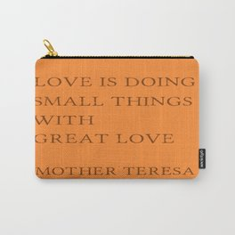 Greats of quotations4 Carry-All Pouch