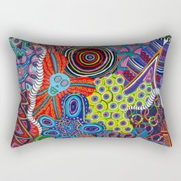 Endless Chaos Rectangular Pillow