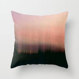 The Moment Love Began Throw Pillow
