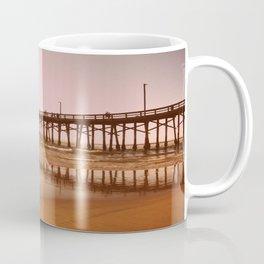 Huntington Pier  Coffee Mug