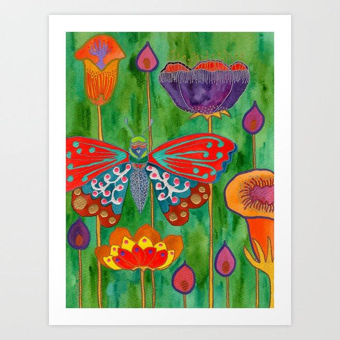 Shinjitai Art Print