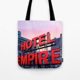 Hotel Empire Tote Bag