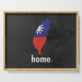 Taiwan Proud Serving Tray