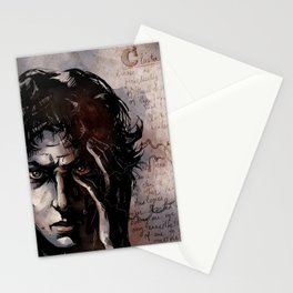 """CH"" Cluster Headache Stationery Cards"