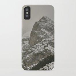 Shrouded iPhone Case
