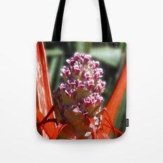 Succulent Blossom I Tote Bag