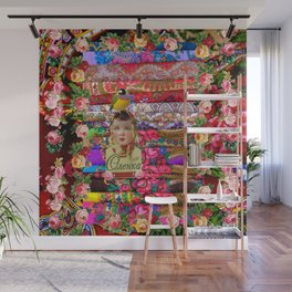 Flower Child Wall Mural