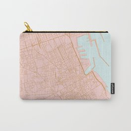 Palermo map Carry-All Pouch