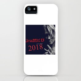 Keith Urban Grafitti U 2018 iPhone Case