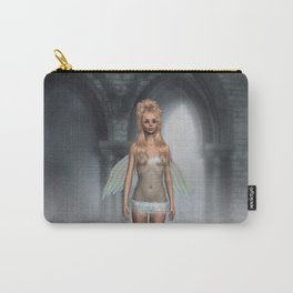 Beautiful Angel Heaven Sent Carry-All Pouch