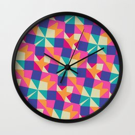 NAPKINS Wall Clock