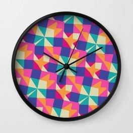 NAPKINS Wall Clock