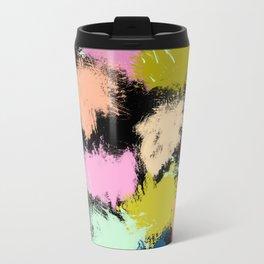 Dabs of paint Travel Mug