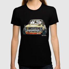 Crazy Car Art 0148 T-shirt