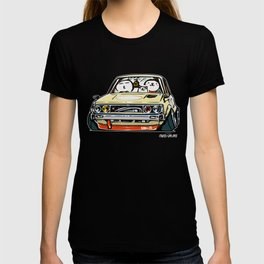 Crazy Car Art 0148 T-shirt