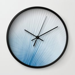 Drawing Lines II Wall Clock