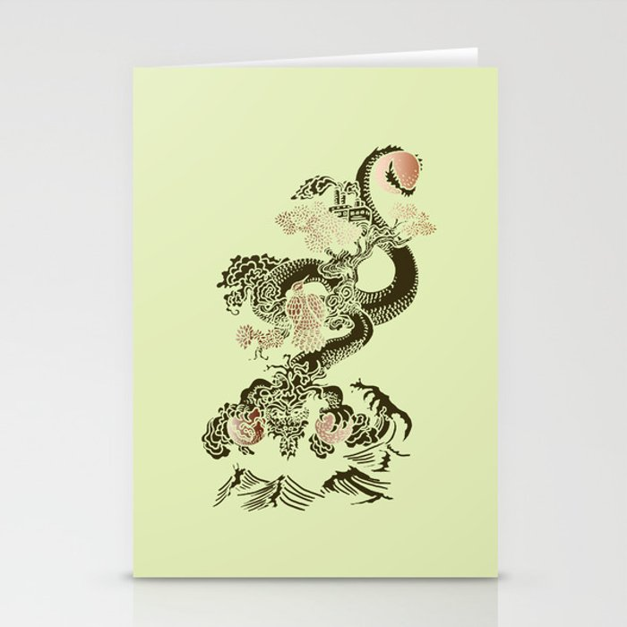 Shen-Lung Stationery Cards