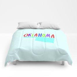 Oklahoma! Comforters