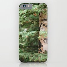 WRITTEN IN THE TREES Slim Case iPhone 6s
