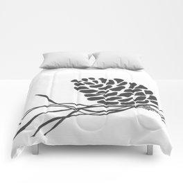 Pine Cone Comforters