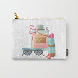 Beauty and Glam Carry-All Pouch