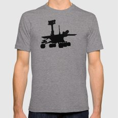 Opportunity Mens Fitted Tee MEDIUM Tri-Grey
