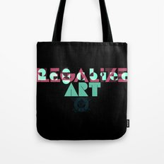 Legalize Art Tote Bag
