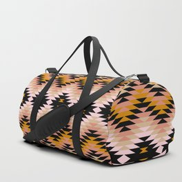 New Mexico in Blush Duffle Bag