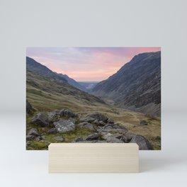 Snowdonia, Wales. Mini Art Print