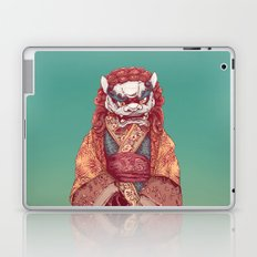 Imperial Guardian Lady Laptop & iPad Skin