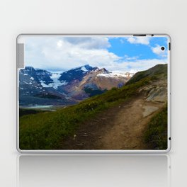Athabasca & Snowdome Glaciers in Jasper National Park, Canada Laptop & iPad Skin