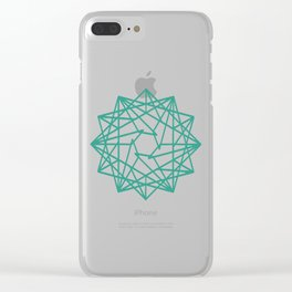 Power Ledger Clear iPhone Case