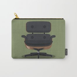 Lounge Chair - Charles & Ray Eames Carry-All Pouch