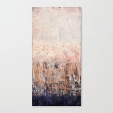 Hazy Horizon I Canvas Print