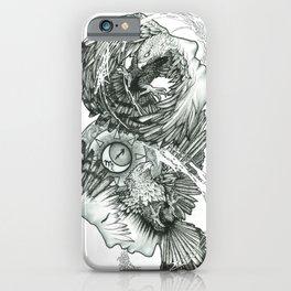 Hawks iPhone Case