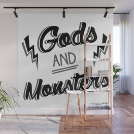 Gods and monsters 3 Wall Mural