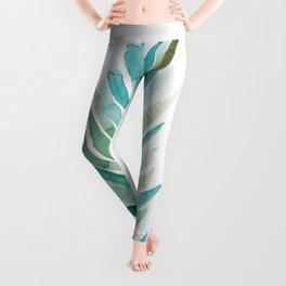 Palm leaf Leggings