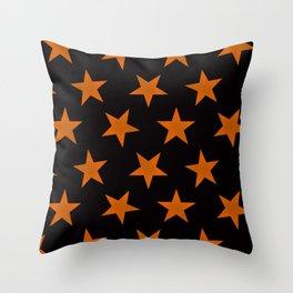 Stars 8 Throw Pillow