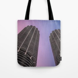 Cotton Candy Sky Chi 001 Tote Bag