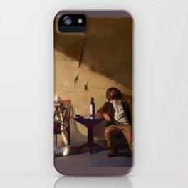 Space Cowboy iPhone Case