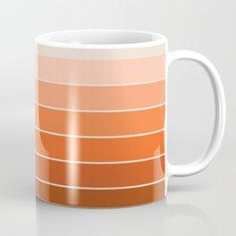 Red Rock Spring Stripes Coffee Mug