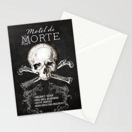 Motel de Morte Stationery Cards