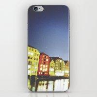the shining iPhone & iPod Skins featuring shining night. by zenitt