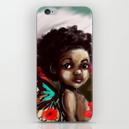 Aman iPhone Skin