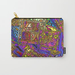Colorful CD Cases Carry-All Pouch